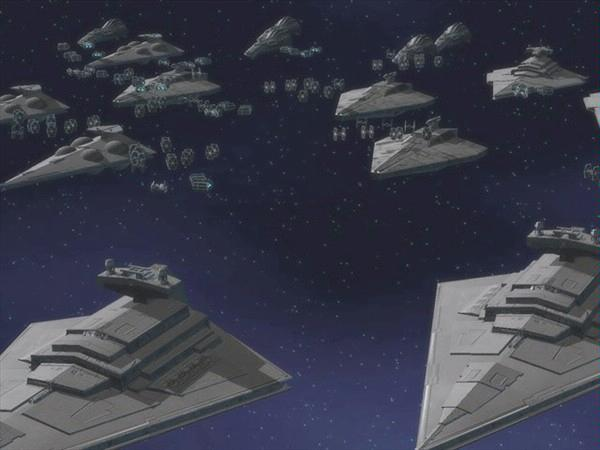Imperial Network Star Wars Image